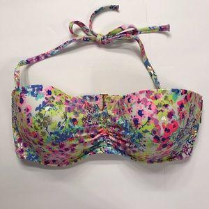 VICTORIA SECRET Swimwear Size 34DD Bikini Top